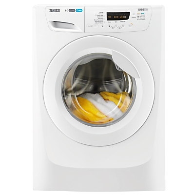 Zanussi ZWF01487W Freestanding Washing Machine, 10kg Load, A+++ Energy Rating, 1400rpm Spin, White Review thumbnail