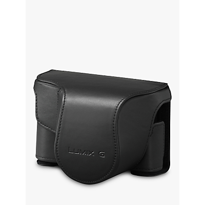 Panasonic GX80 Leather Camera Case