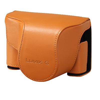 Panasonic GX80 Leather Camera Case