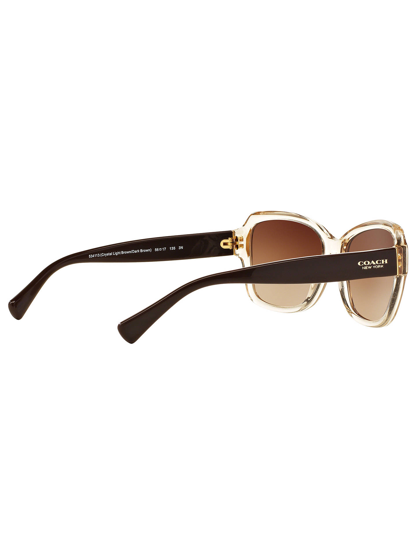 26cb8c8f7a6dd ... Buy Coach HC8160 Square Sunglasses