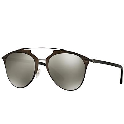 Christian Dior CDM2P Reflected Sunglasses, Black