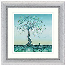 Buy Catherine Stephenson - Hope Embellished Framed Print, 71 x 71cm Online at johnlewis.com