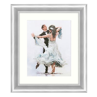 Richard Macneil – Charleston Embellished Framed Print, 63 x 73cm