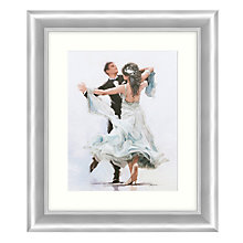Buy Richard Macneil - Charleston Embellished Framed Print, 63 x 73cm Online at johnlewis.com