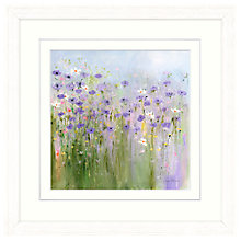 Buy Sue Fenlon - April Morning Framed Print, 37 x 37cm Online at johnlewis.com