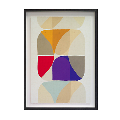 Inaluxe – From Copenhagen With Love Framed Print, 59 x 45cm
