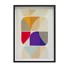 Buy Inaluxe - From Copenhagen With Love Framed Print, 59 x 45cm Online at johnlewis.com