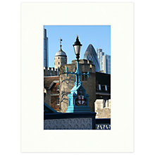 Buy Barbara Chandler - Tower Bridge 2015 Unframed Print, 30 x 40cm Online at johnlewis.com