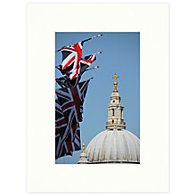 Buy Barbara Chandler - St Paul's 2012 Unframed Print, 30 x 40cm Online at johnlewis.com