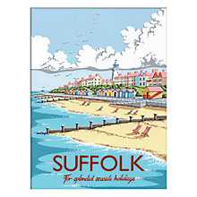 Buy Kelly Hall - Suffolk Unframed Print with Mount, 30 x 40cm Online at johnlewis.com