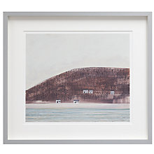 Buy Andrew Lansley - Lynmouth Framed Print, 44 x 50cm Online at johnlewis.com