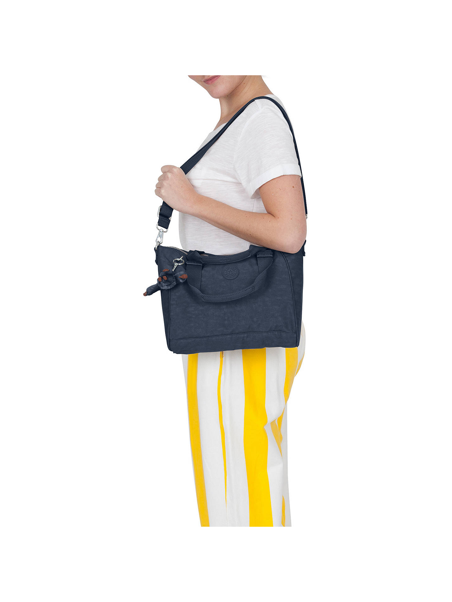 1fa283ffd6 Kipling Amiel Medium Handbag at John Lewis   Partners