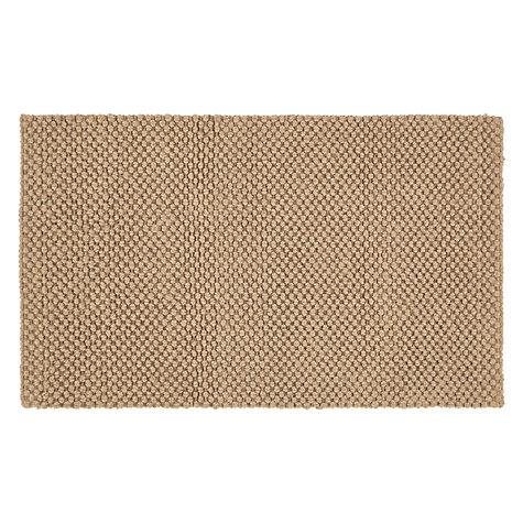 Buy Croft Collection Jute Loop Doormat Rug Online At Johnlewis.com