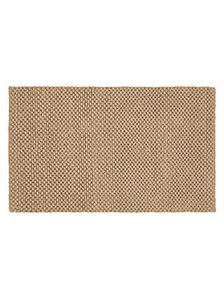 Croft Collection Jute Loop Door Mat Rug