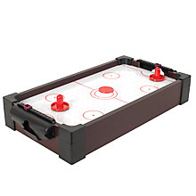 Buy John Lewis Mini One Foot Table Air Hockey Game Online at johnlewis.com