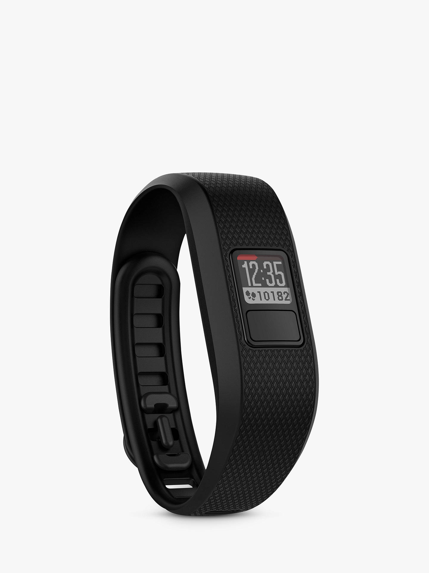 Garmin Vivofit 3 Fitness Band Regular Black At John Lewis Partners