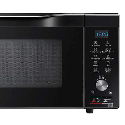 Samsung Mc32k7055ct Eu Freestanding Combination Microwave Oven Stainless Steel Online At Johnlewis