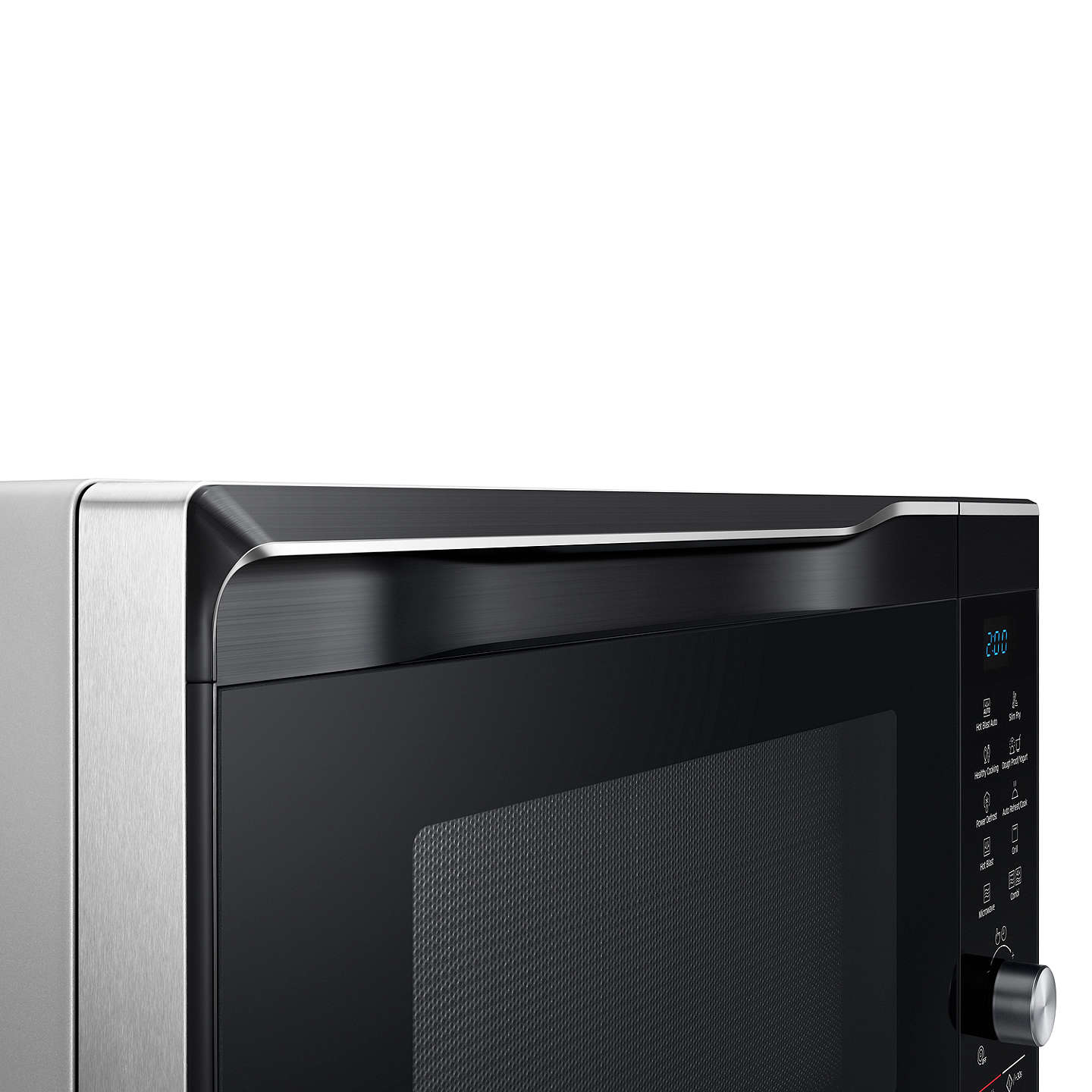 BuySamsung MC32K7055CT/EU Freestanding Combination Microwave Oven, Black Online at johnlewis.com