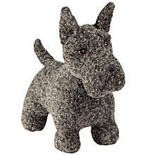 Buy Dora Designs Mac the Scottie Dog Doorstop Online at johnlewis.com