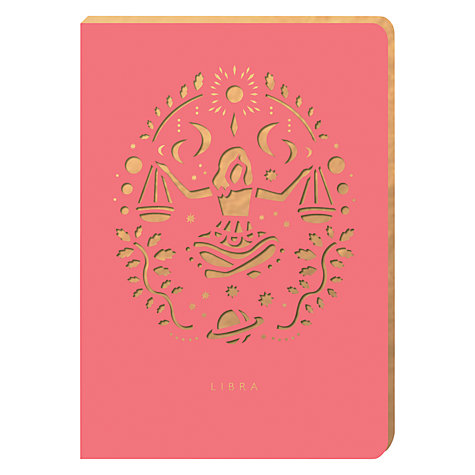 Buy Portico Zodiac Collection A6 Notebook Online at johnlewis.com