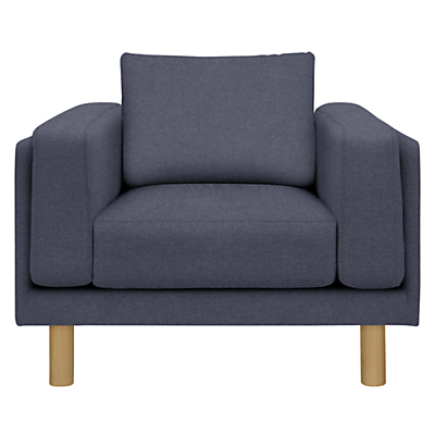 Design Project by John Lewis No.002 Armchair, Marylamb Night Sky
