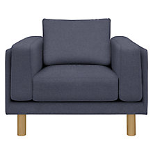 Buy Design Project by John Lewis No.002 Armchair, Marylamb Night Sky Online at johnlewis.com