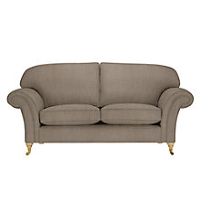 Buy John Lewis Beaumont 3 Seater Sofa, Light Leg, Darwen Putty Online at johnlewis.com
