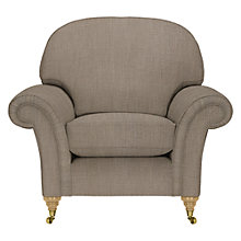 Buy John Lewis Beaumont Snuggler, Light Leg, Darwen Putty Online at johnlewis.com