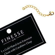 Buy Finesse Extension Chain Online at johnlewis.com