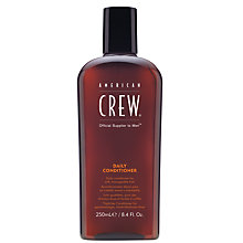 Buy American Crew Daily Conditioner, 250ml Online at johnlewis.com