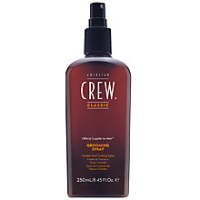 Buy American Crew Classic Grooming Spray, 250ml Online at johnlewis.com