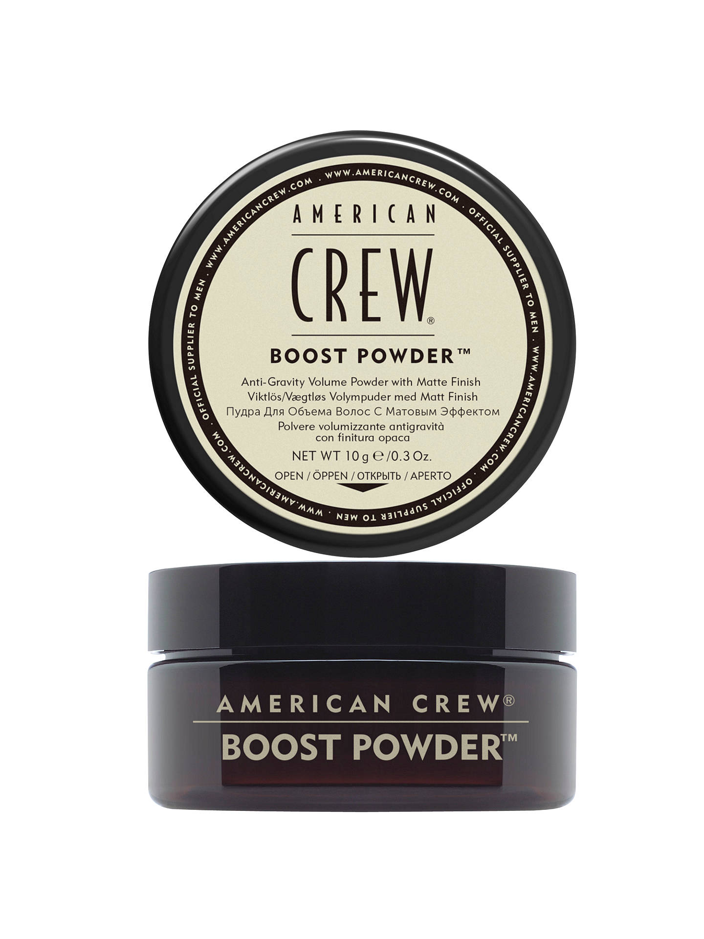 BuyAmerican Crew Boost Powder, 10g Online at johnlewis.com