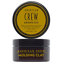 Buy American Crew Molding Clay, 85g Online at johnlewis.com