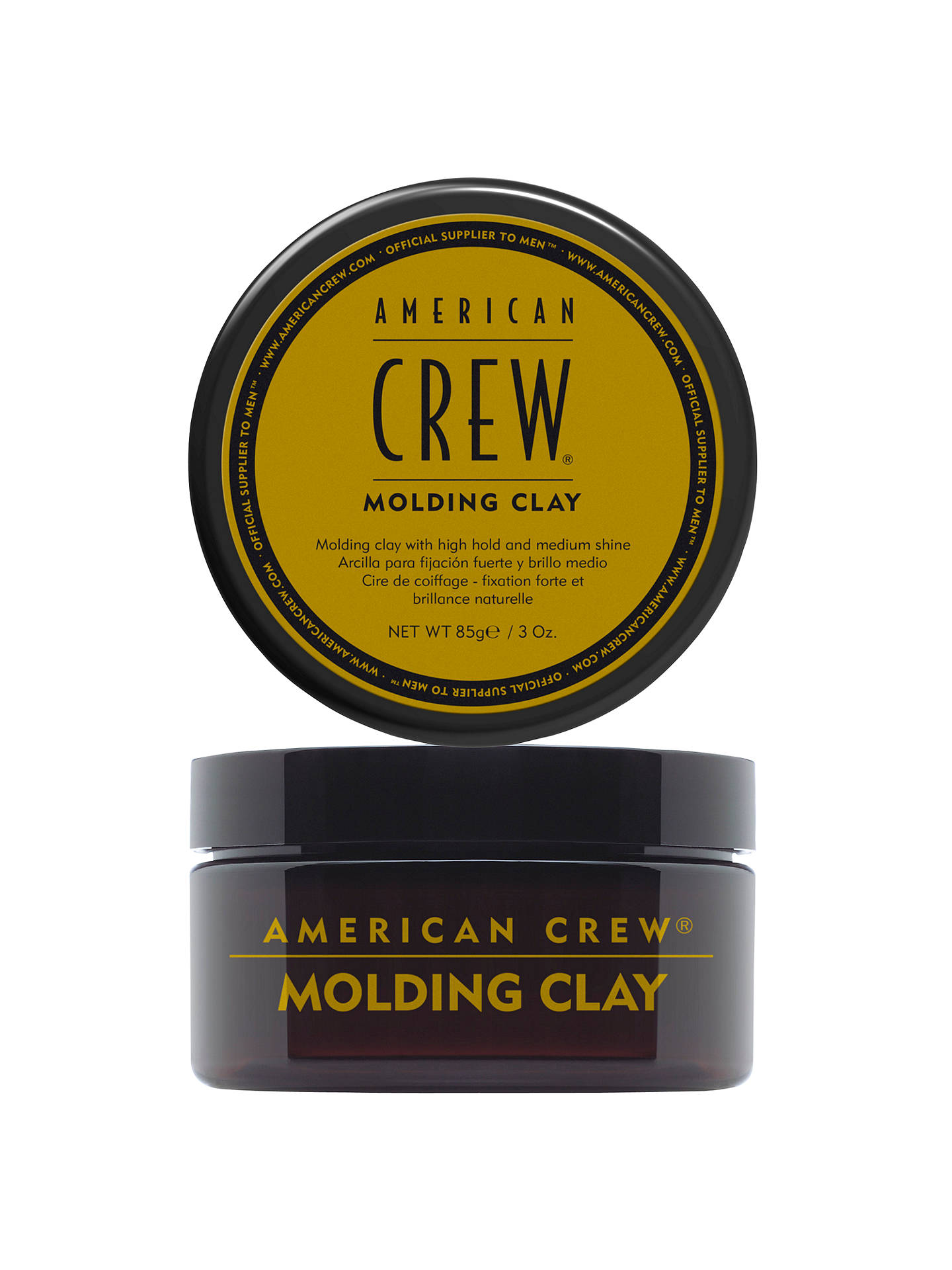 BuyAmerican Crew Molding Clay, 85g Online at johnlewis.com