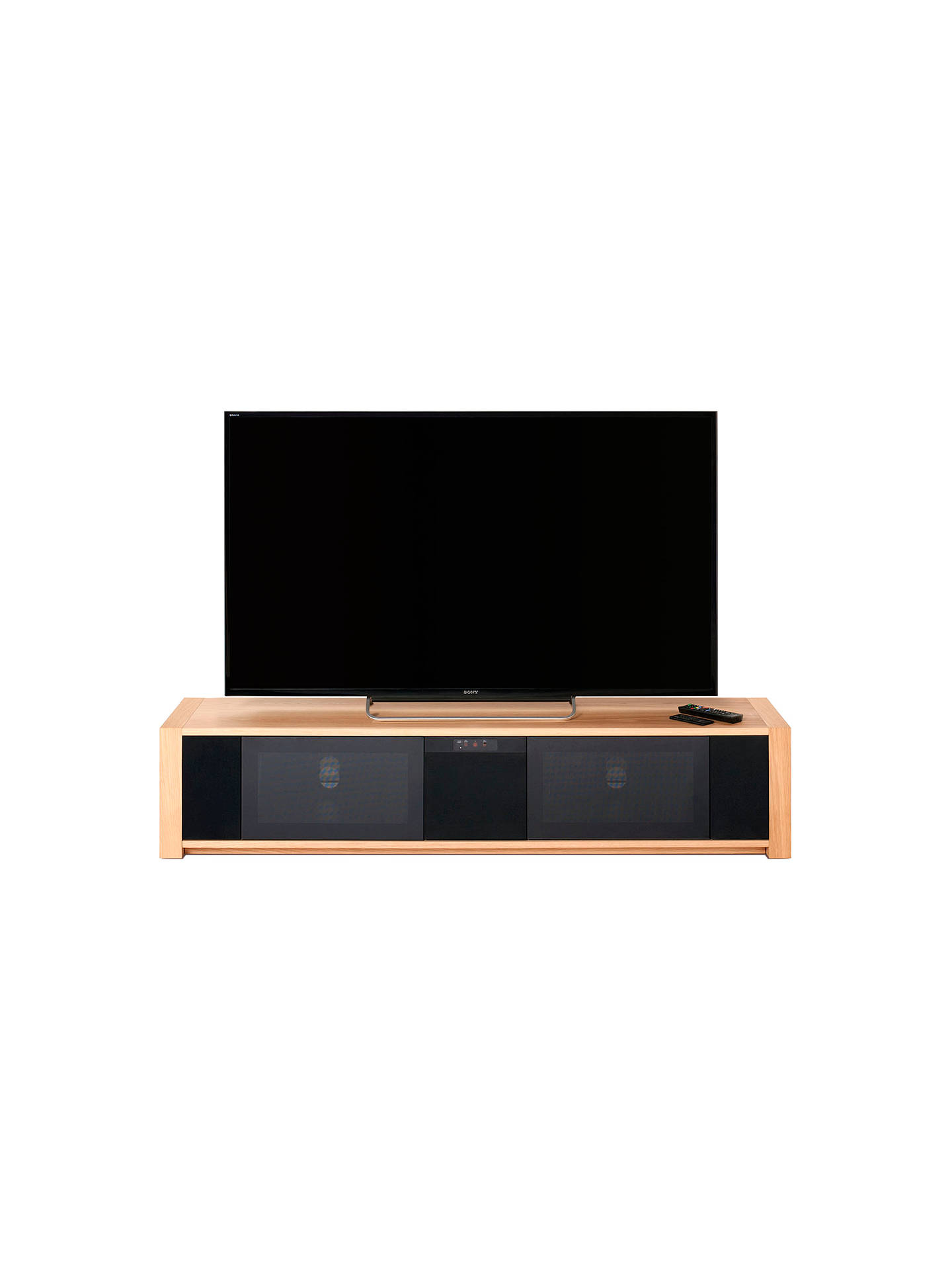 Techlink M Series 1700 Audio Base Tv Stand With Built In Bluetooth