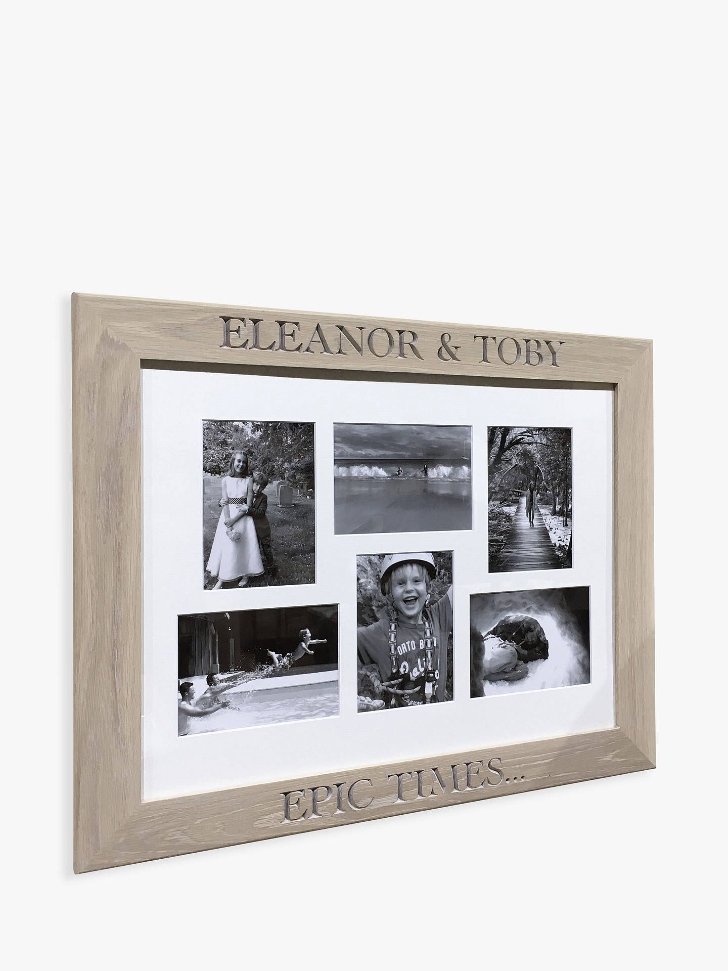 Pregnancy Scan 1st Photo Hand Made Triple Aperture Frame Baby Shower ...