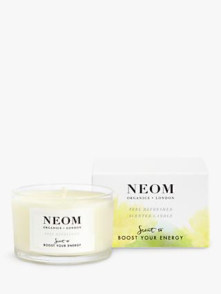 Neom Organics London Feel Refreshed Travel Scented Candle