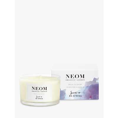 Neom Organics London Real Luxury Travel Candle