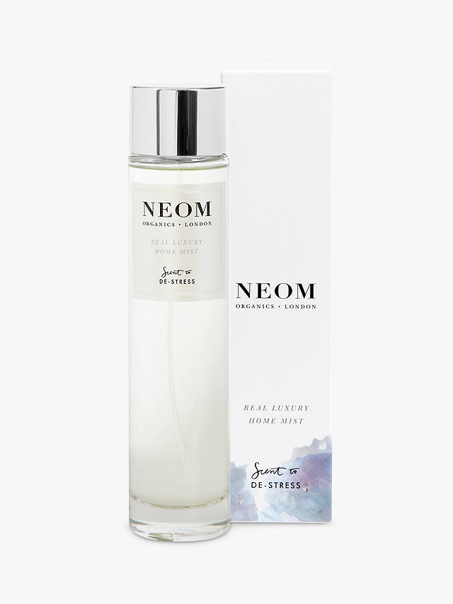 Buy Neom Organics London Real Luxury Home Mist Room Spray Online at johnlewis.com
