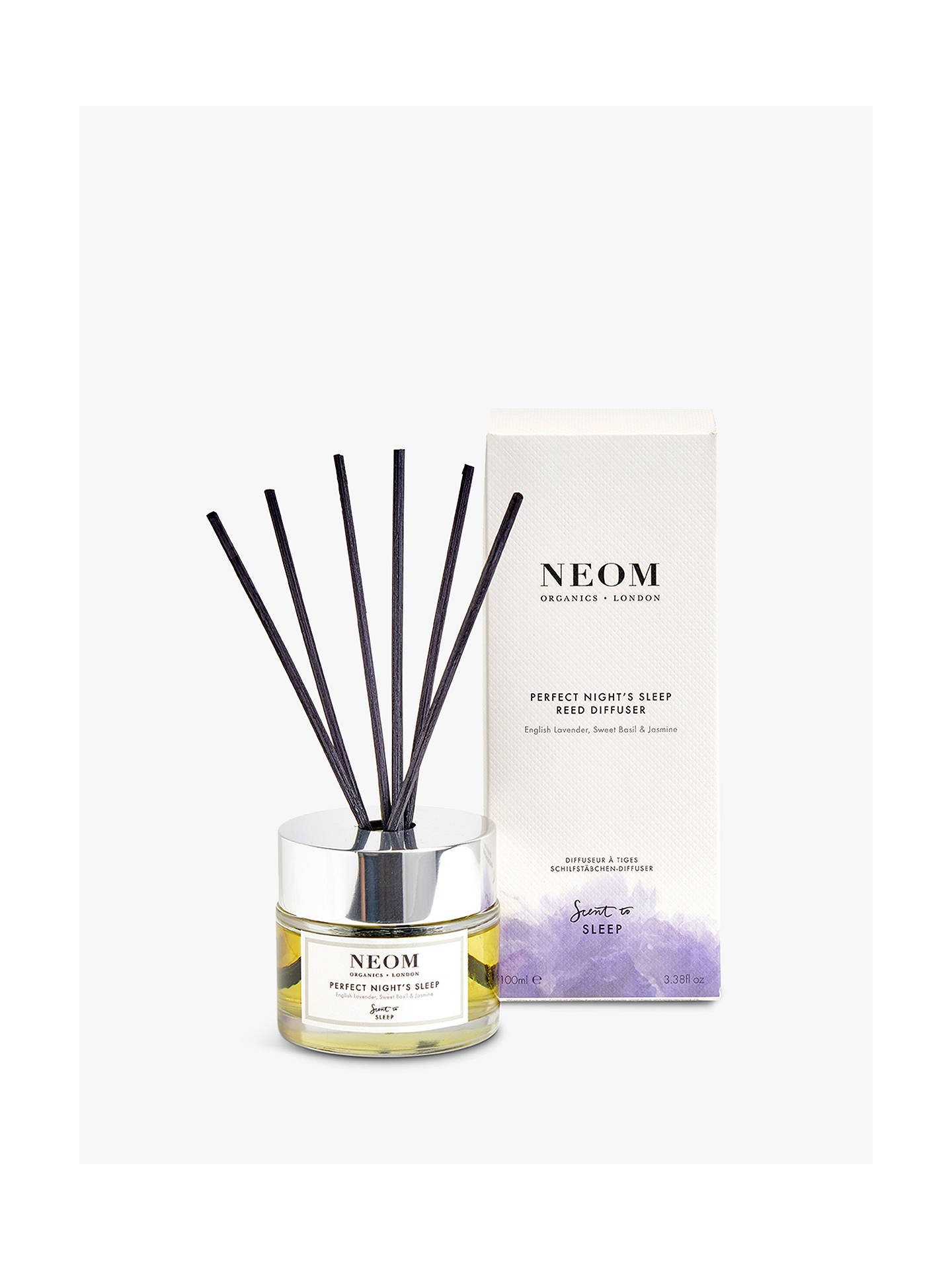 BuyNeom Organics London Tranquility Diffuser, 100ml Online at johnlewis.com