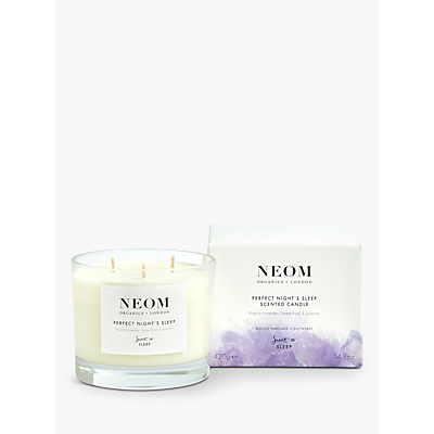 Neom Organics London Tranquility 3 Wick Candle