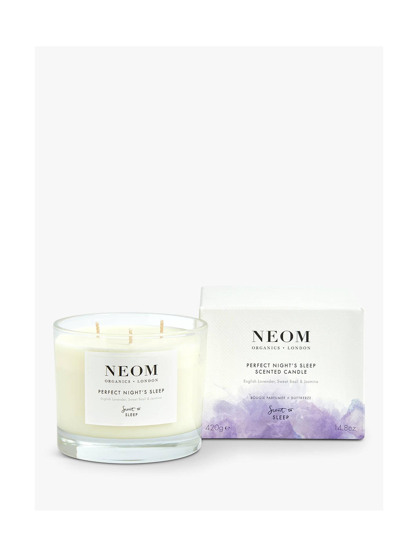 Nom Organics London Tranquility Candle