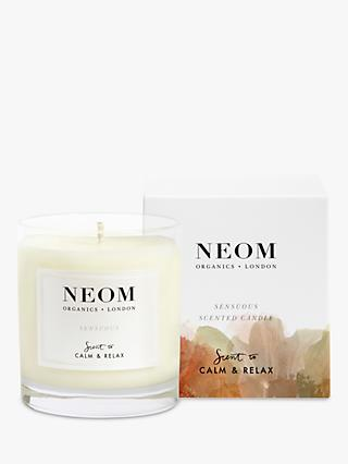 Neom Organics London Sensuous Standard Scented Candle