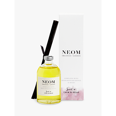 Neom Organics London Complete Bliss Diffuser Refill, 100ml