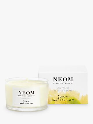 Neom Organics London Happiness Travel Scented Candle