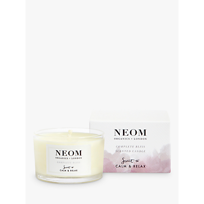 Neom Organics London Complete Bliss Travel Candle
