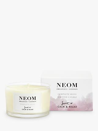 Neom Organics London Complete Bliss Travel Scented Candle
