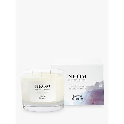 Neom Organics London Real Luxury 3 Wick Candle