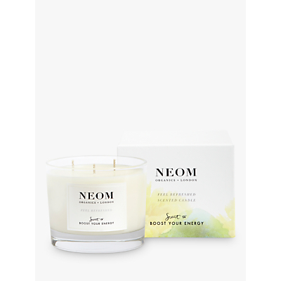 Neom Organics London Feel Refreshed 3 Wick Candle