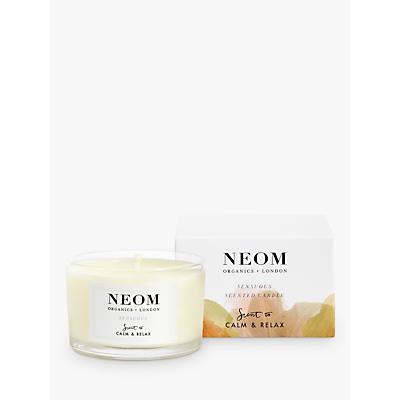 Neom Organics London Sensuous Travel Candle